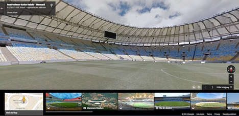 Virtual Stadium Tours