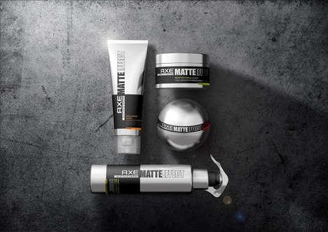 Sleek Hair Care Packaging