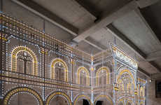 Architectural Illuminator Structures