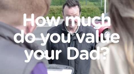 Dad Valuation Campaigns