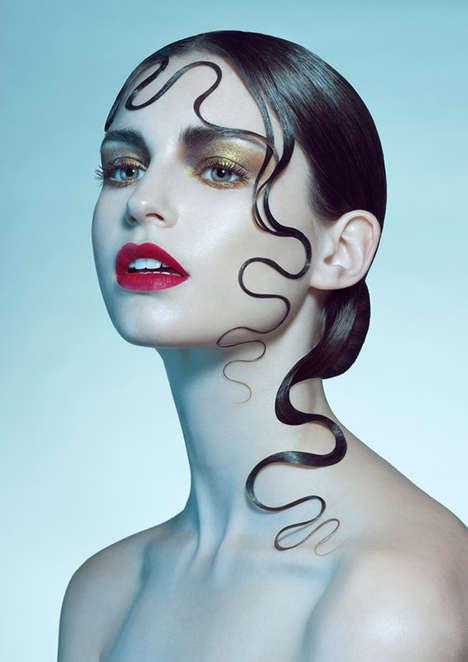 Mermaid-Worthy Beauty Looks