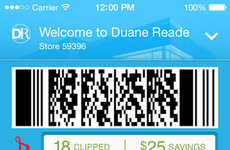 Comprehensive Shopping Apps - The Duane Reade App Makes Shopping Easier Than Ever