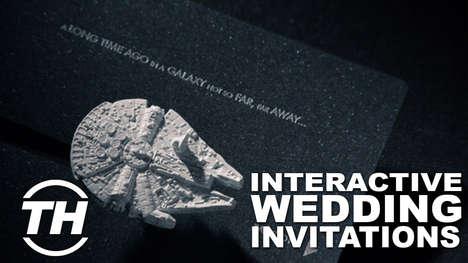 Metaphorical Matrimony Invites