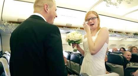 Surprise Aerial Weddings