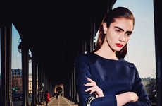 Sophisticated Parisian Editorials