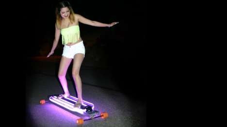 Incredible Hovering Skateboards
