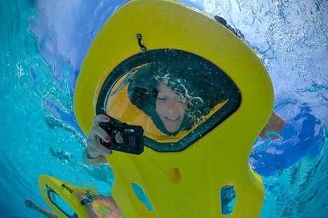 Buoyant Snorkelling Boards