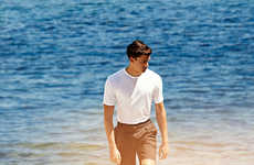 Effortless Coastal Menswear - MR PORTER's Collaborates With WOOYOUNGMI