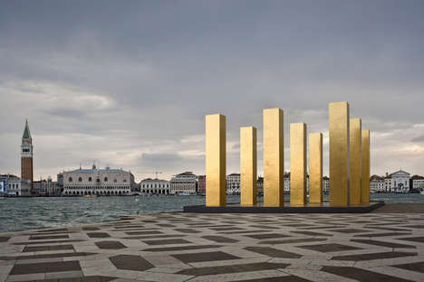 Golden Column Installations