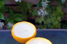 Citrus Bug Repellent Candles