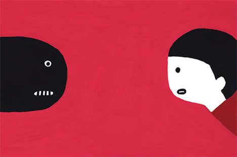 Mystifying Monster Illustrations