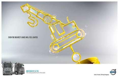 Lightweight Truckload Ads
