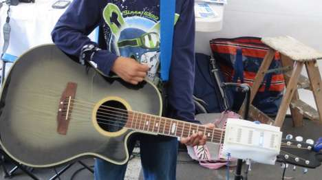 Robotic Guitar Hands