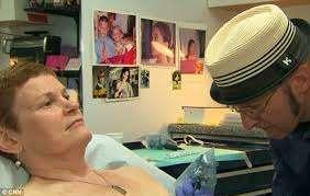 3D Breast Tattoos