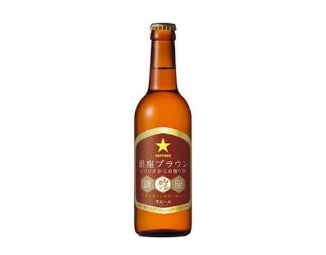 Honey Yeast Beers