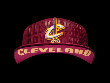 Striking Basketball Hats