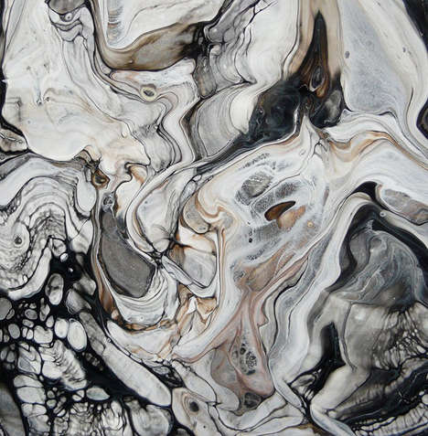 Abstracted Marble Masterpieces
