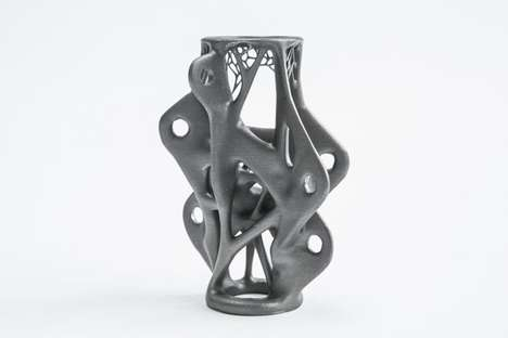 3D-Printed Steel Structures