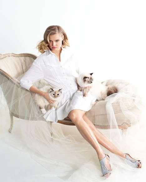 Feline Ladylike Lookbooks
