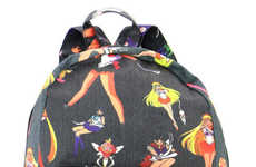 Iconic Anime Carryalls - O-Mighty's Sailor Moon Backpack Celebrates the Cartoon's Relaunch