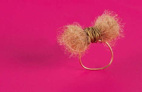 Hairy Jewelry