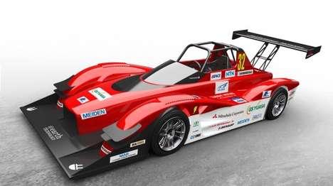 Electrifying Race Cars