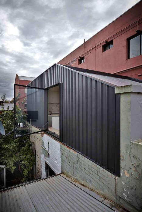 Skylight Roof Abodes