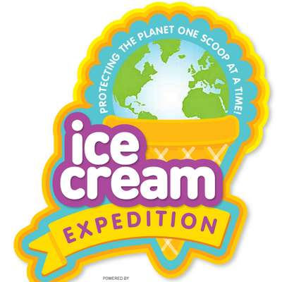 Eco-Conscious Cone Campaigns - The Ice Cream Expedition Hopes to Spread Conservation Education