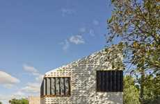 Interconnected Brick Studios - The Little Brick Studio Engages With Its Surroundings
