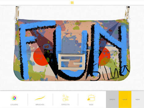 Iconic Purse Painter Apps