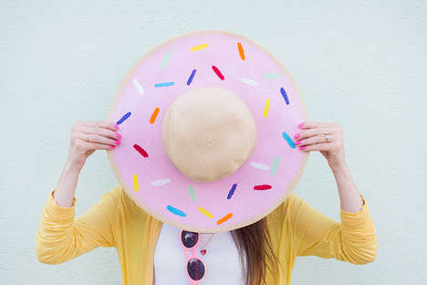 Spinkled Confectionary Hats