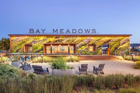 Vegetated Facade Architecture
