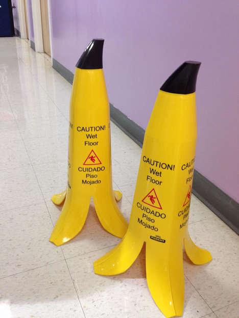 Banana-Based Warnings