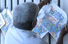 Mosquito Repellent Newspapers - Sri Lankan Mawbima Used Citronella-Laced Ink For Dengue Prevention