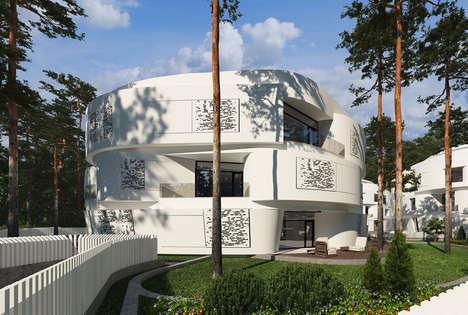 Spherical Oceanside Apartments