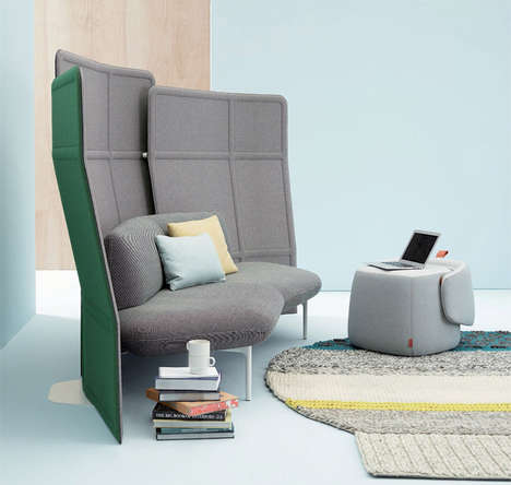 Work-Focused Furniture