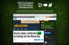 Football Lingo Translators