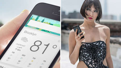 Smartphone-Connected Corsets