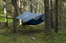 Lounging Hammock Tents