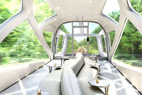 Luxury Cruise Trains