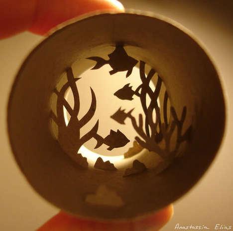 Creative Bathroom Carvings (UPDATE)