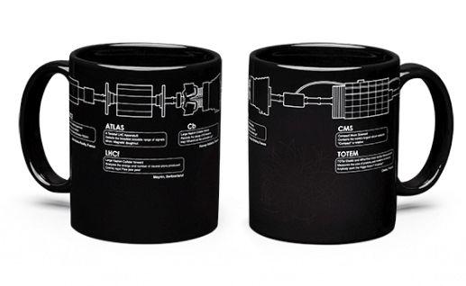 Particle Physics Mugs Unique Cups