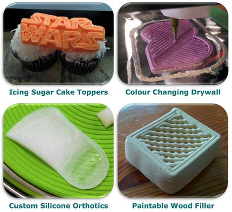 3D Printing Food Attachments