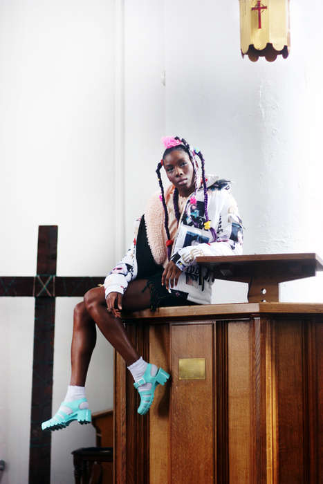 Urban Sunday School Editorials - The Sunday Best Image Series by Campbell Addy is Youthfully Styled