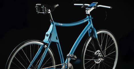 Smartphone-Ready Bikes