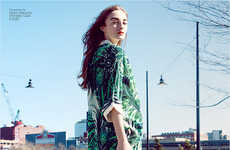 Urban Vacationwear Editorials