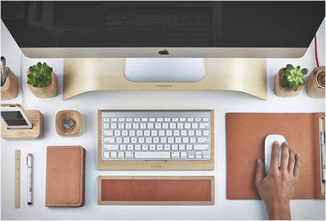Ergonomic Desk Accessories