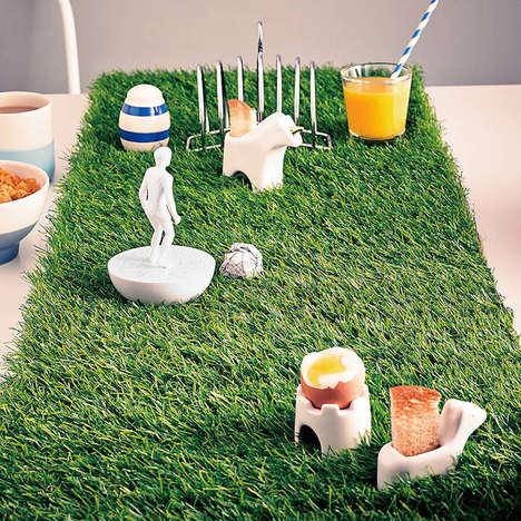Grassy Table Cloths