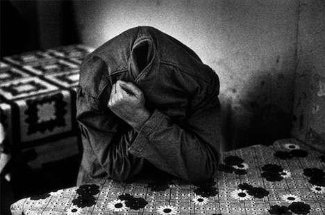 Arresting Asylum Photo Series