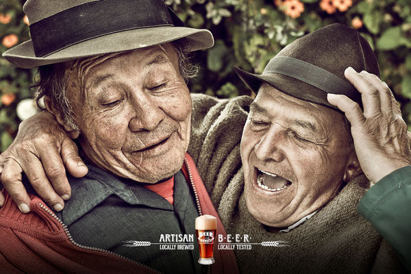 15 Beer Marketing Print Ads
